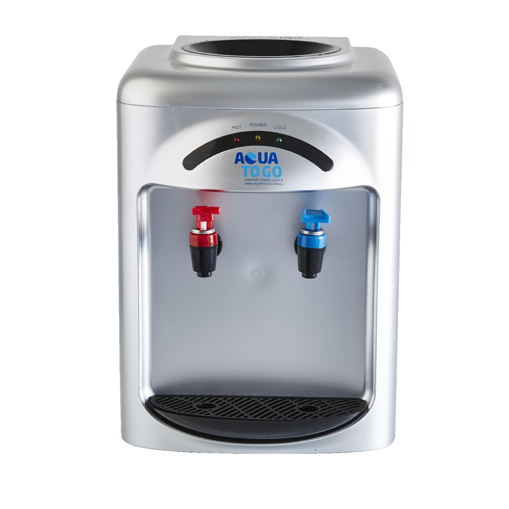 Refrigerated Water Dispenser Aqua To Go Vera Bench Top Water Cooler Officeworks