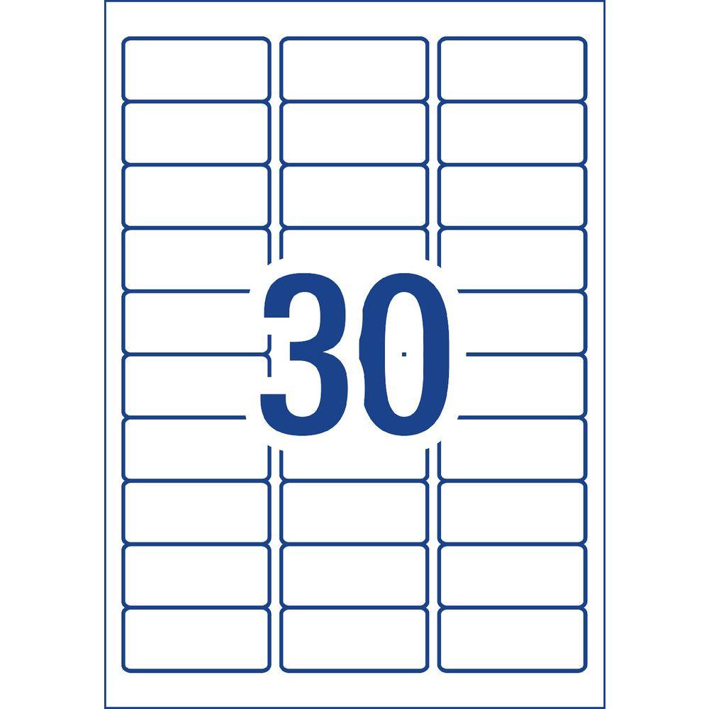 Avery 14UP Laser Address Labels 120 Sheets | Officeworks