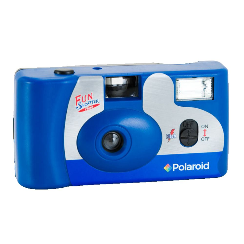 Polaroid Disposable Camera with Flash FS72 | Officeworks