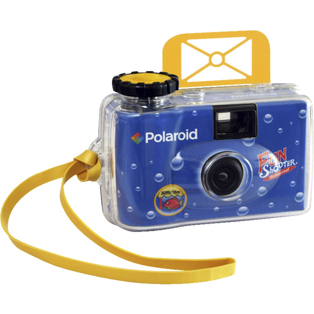 Polaroid Underwater Disposable Camera | Officeworks