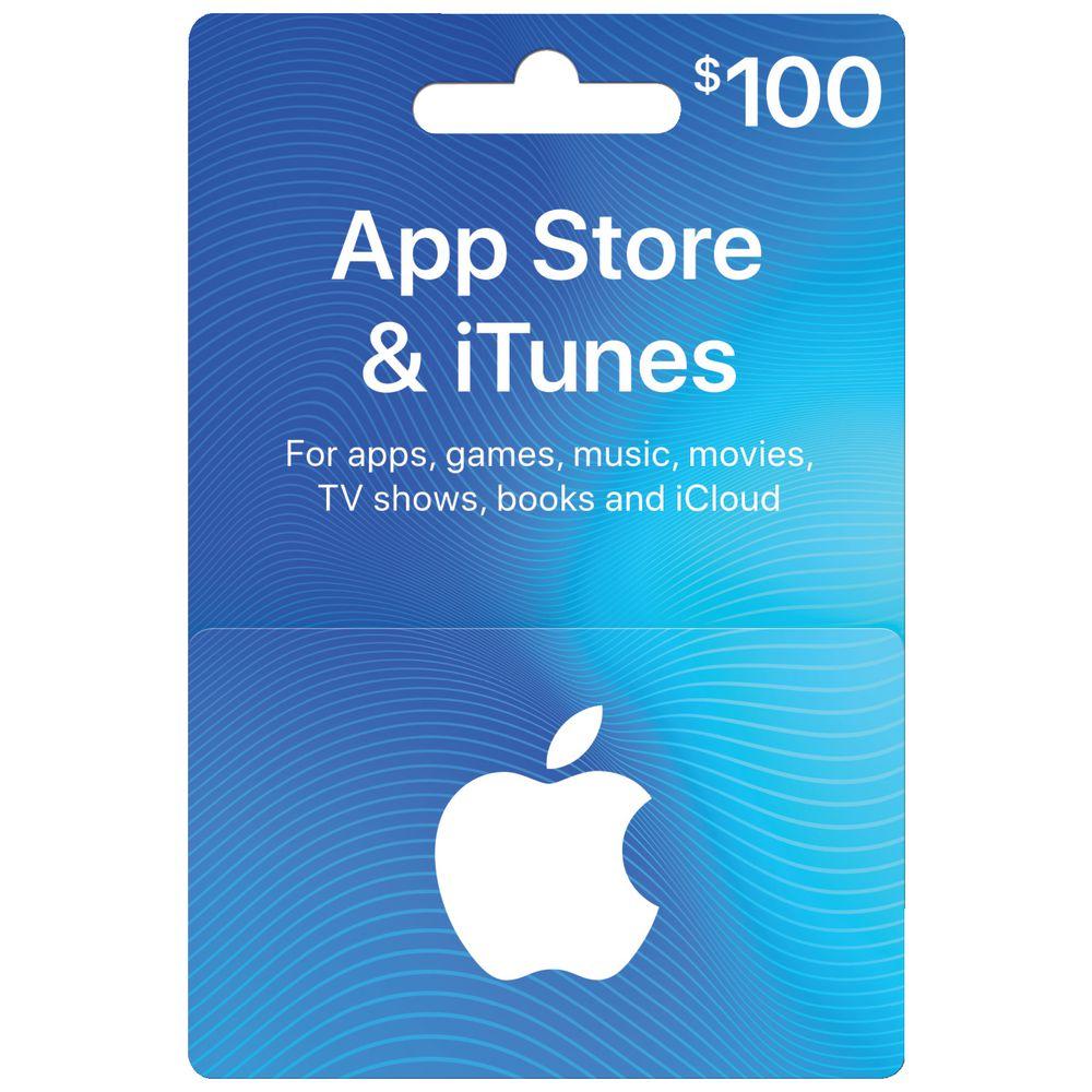 Apple iTunes Gift Card $11