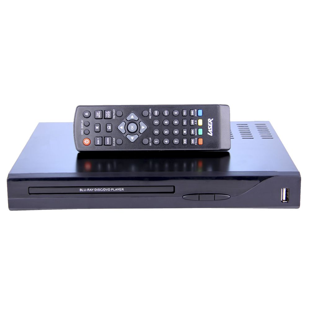 Laser Blu-Ray Player Multi Region HDMI Digital 7 1 with LAN