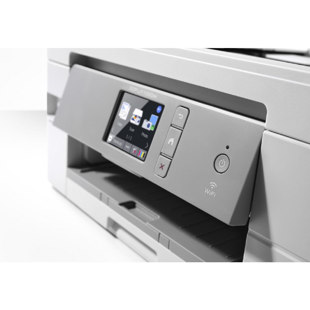 Brother Wireless Inkjet MFC Printer DCP-J1100DW | Officeworks