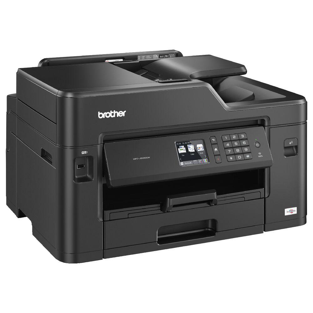Brother Wireless A3 Inkjet MFC Printer MFC-J5330DW