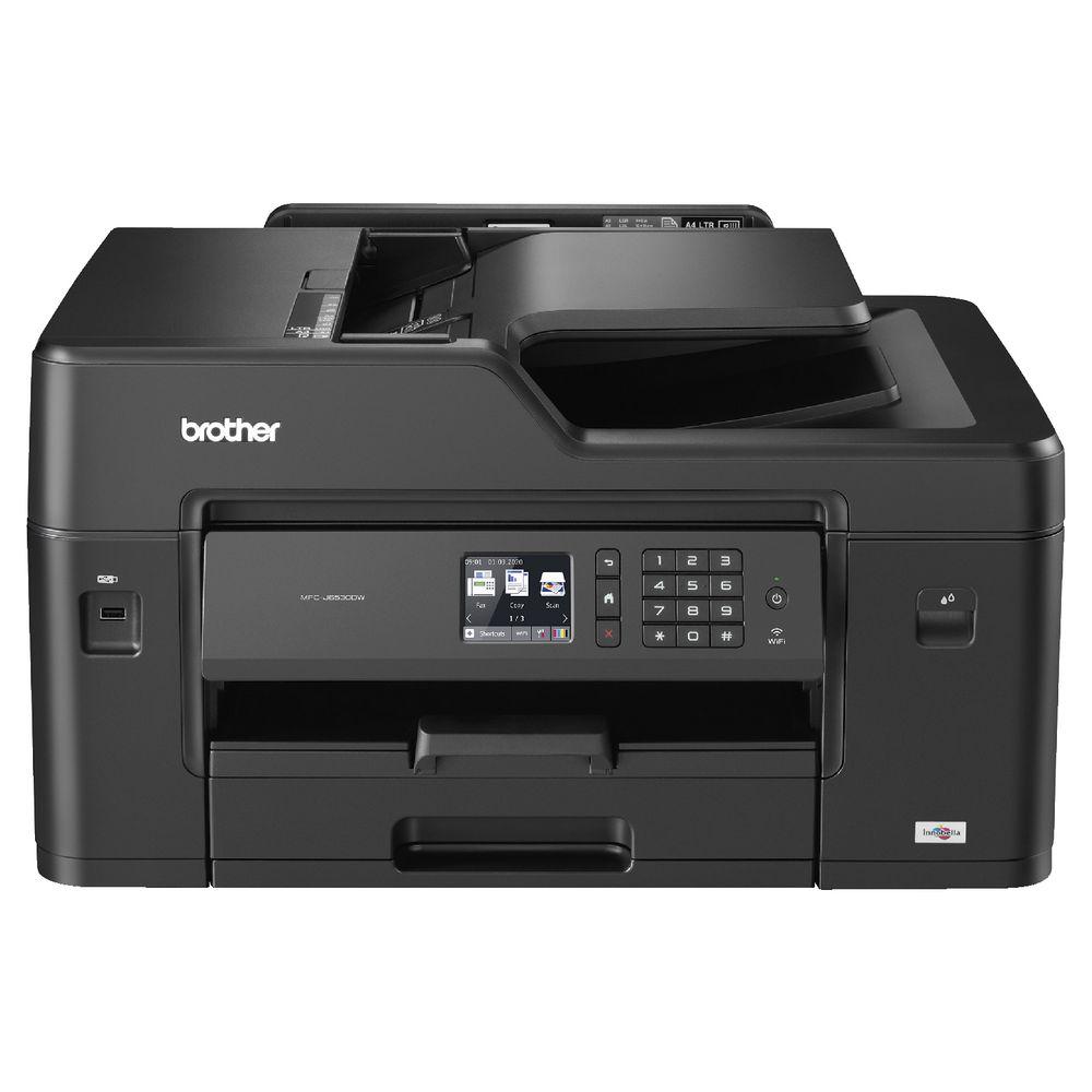 Brother Wireless A3 Inkjet MFC Printer MFC-J6530DW