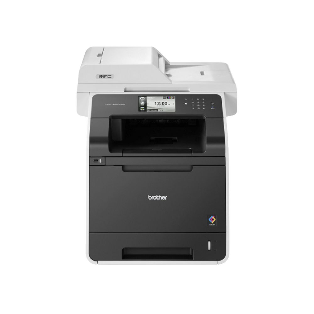 Color wireless printer laser - Brother Wireless Colour Laser Mfc Printer Mfc L8850cdw