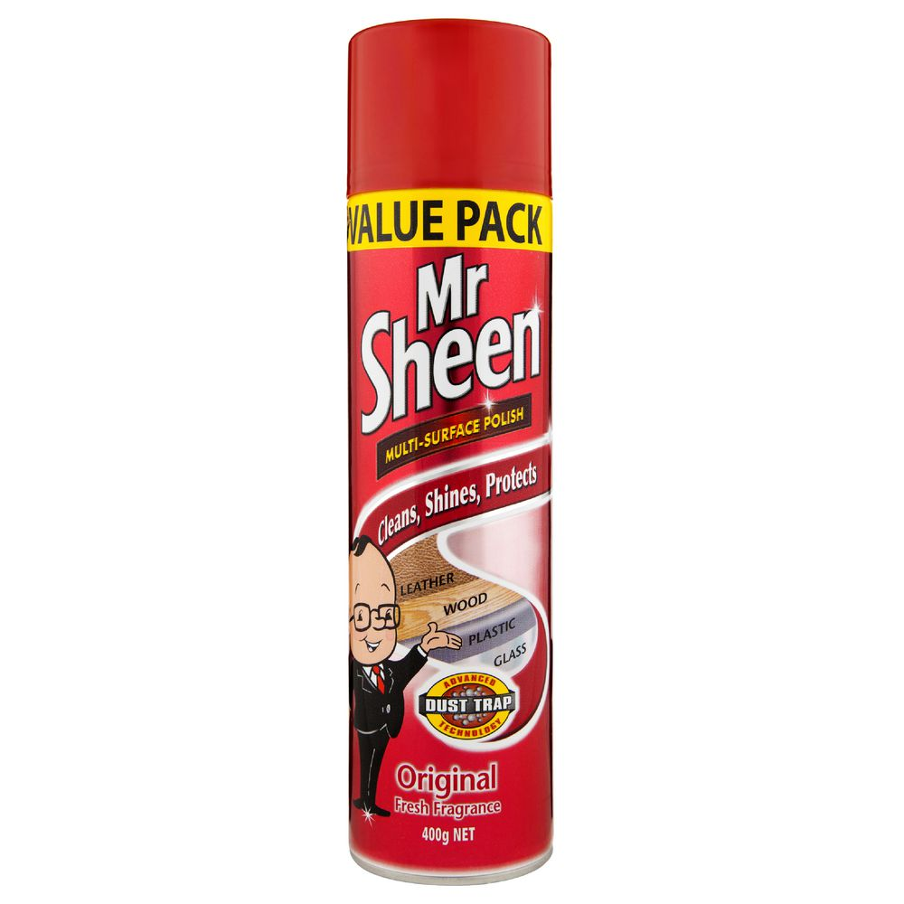 aac887aa7350 Mr Sheen Original Surface Polish 400g