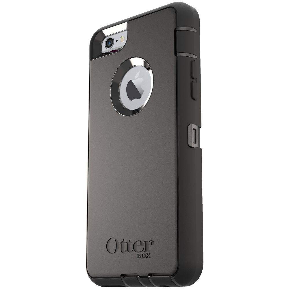 OtterBox Defender iPhone 6s Case Black