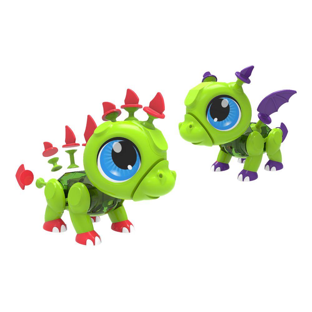 Build a Bot Robotics Kit Dinosaur/Dragon   Officeworks