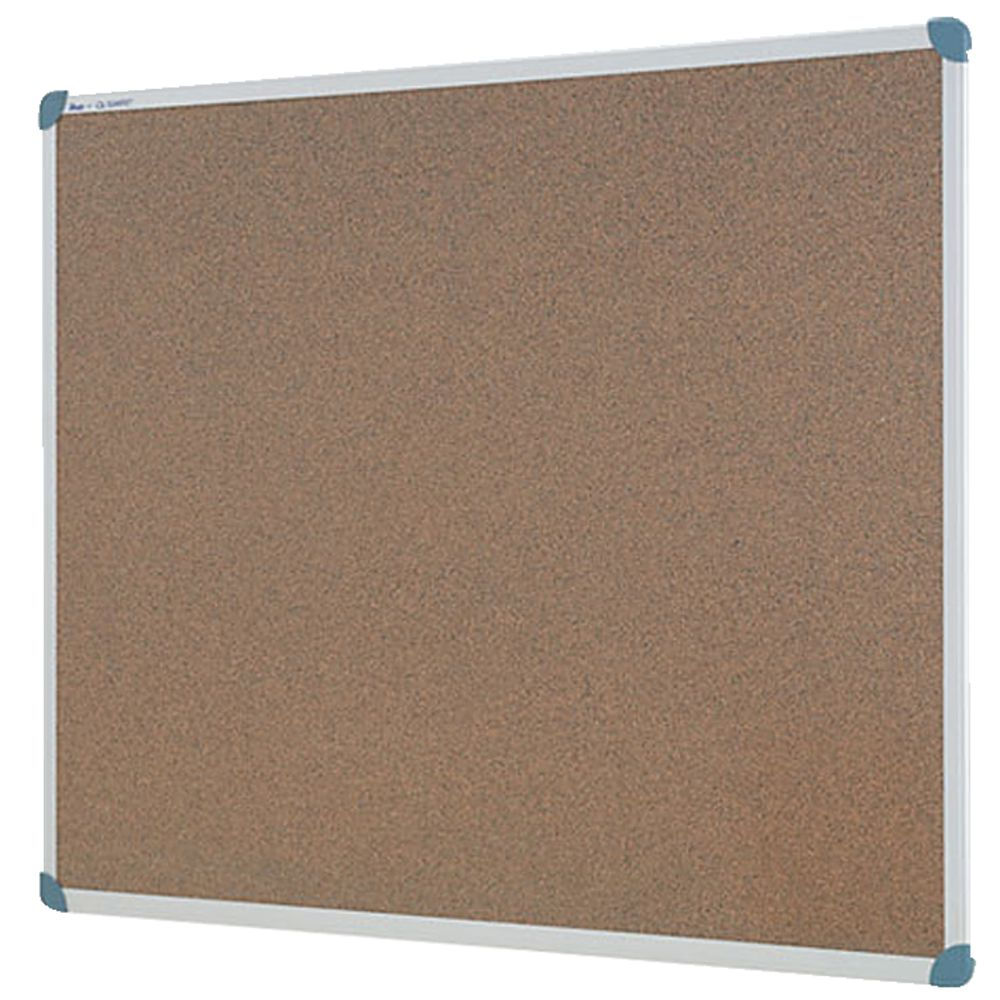 Cork Bulletin Board Penrite Aluminium Frame Corkboard 1200 X 900mm Officeworks