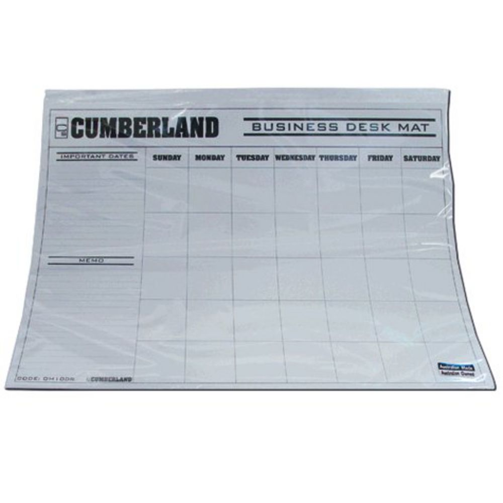 Cumberland Desk Mat Calendar Refills 10 Pack Officeworks