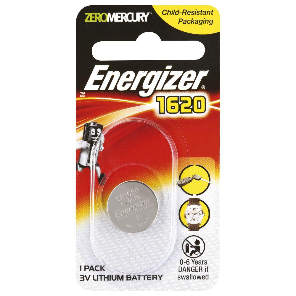 Energizer 1620 3v Lithium Battery Officeworks
