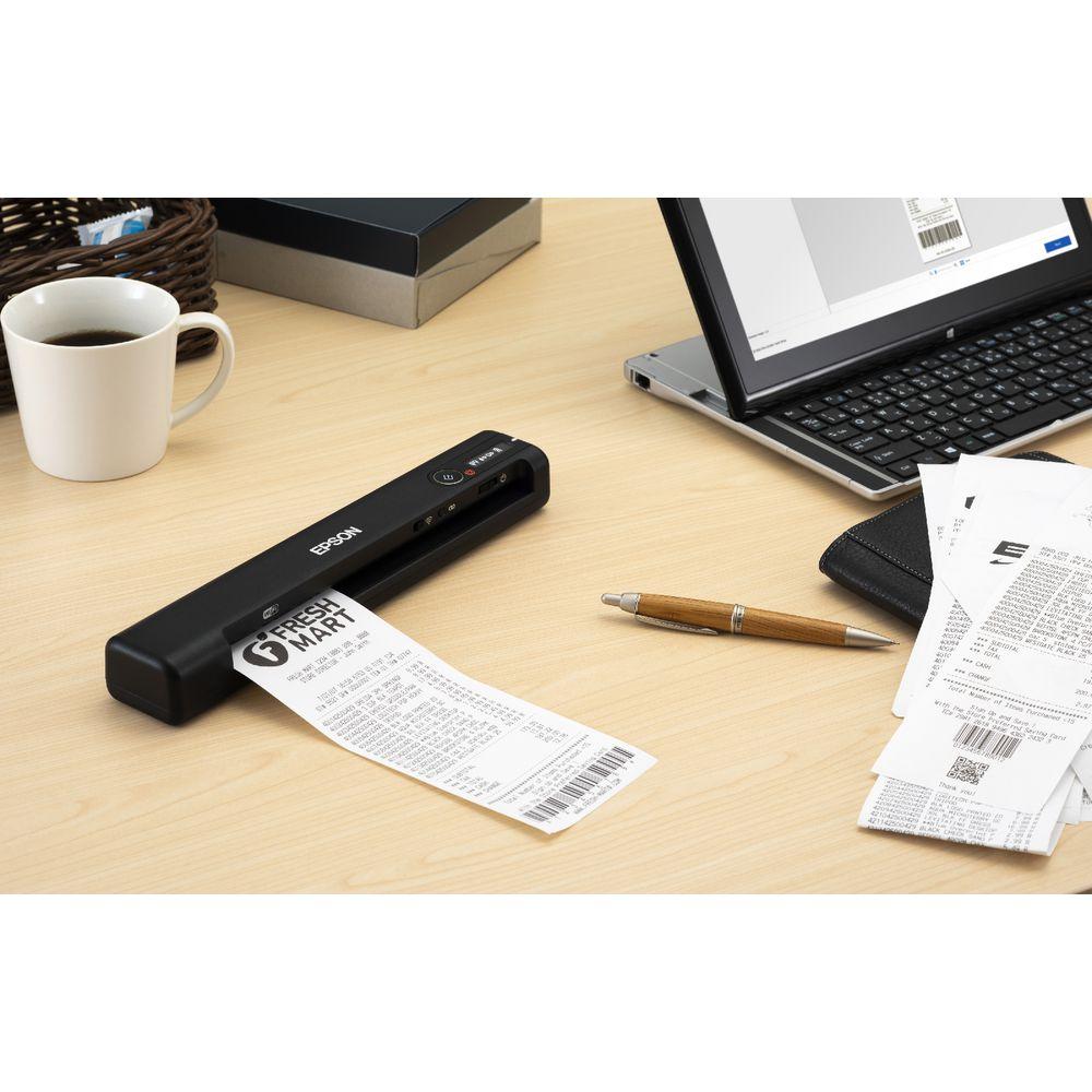 Epson WorkForce A4 Document Scanner ES-60W