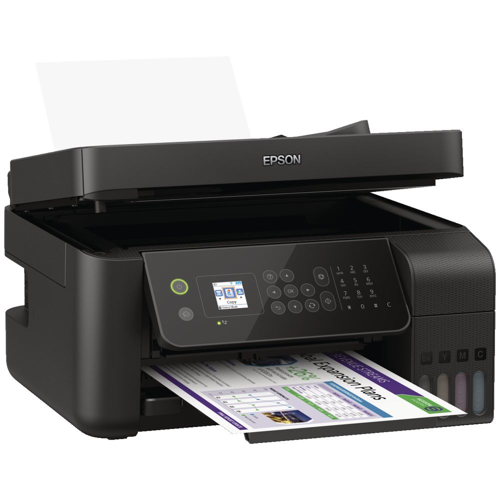 Epson EcoTank A4 Colour Inkjet MFC Printer ET-4700