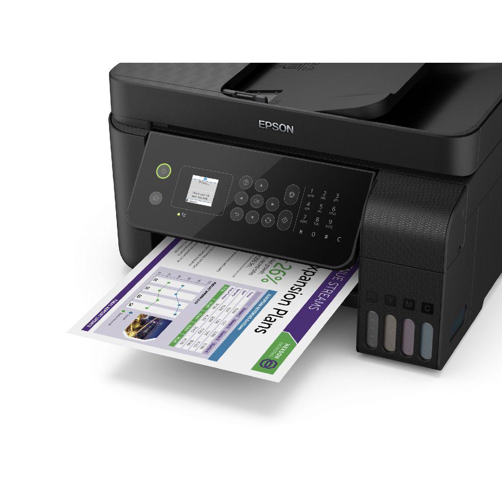 Epson EcoTank A4 Colour Inkjet MFC Printer ET-4700