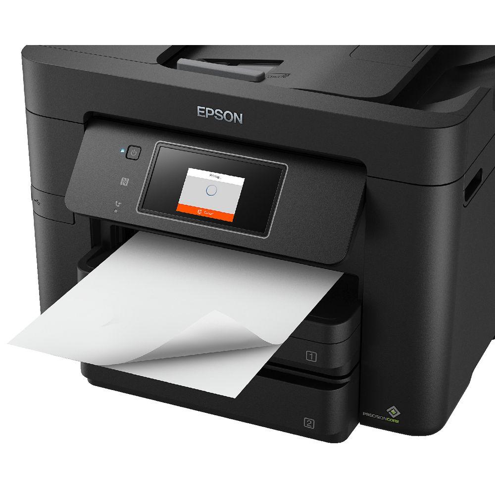 Epson WorkForce Pro MFC Printer WF-3730
