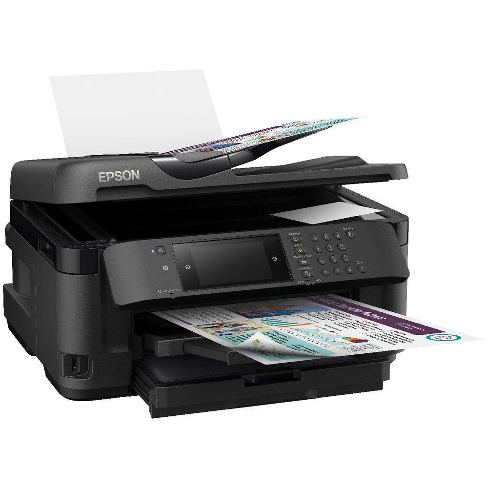 Epson WorkForce A3 Wireless MFC Printer WF-7710