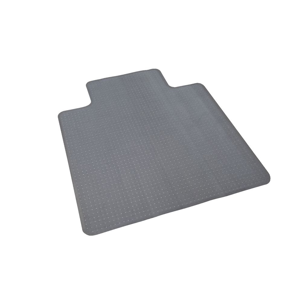 furnx dimpled chairmat clear large | officeworks