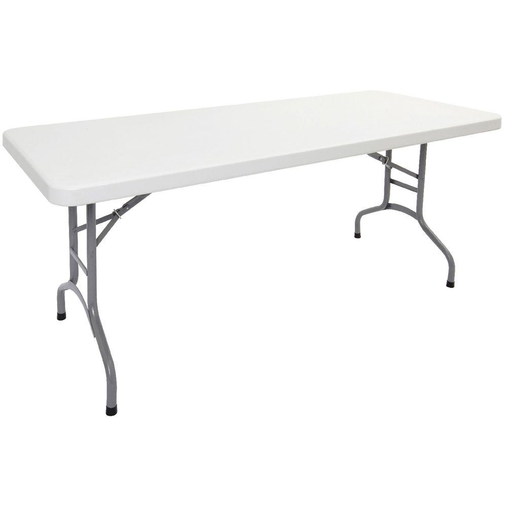 Rapidline Plastic Folding Table 1800 X 750mm