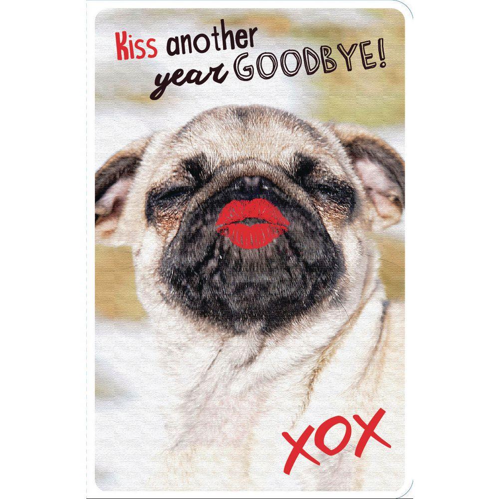 Frankly Funny Birthday Card Pug – Pug Birthday Cards