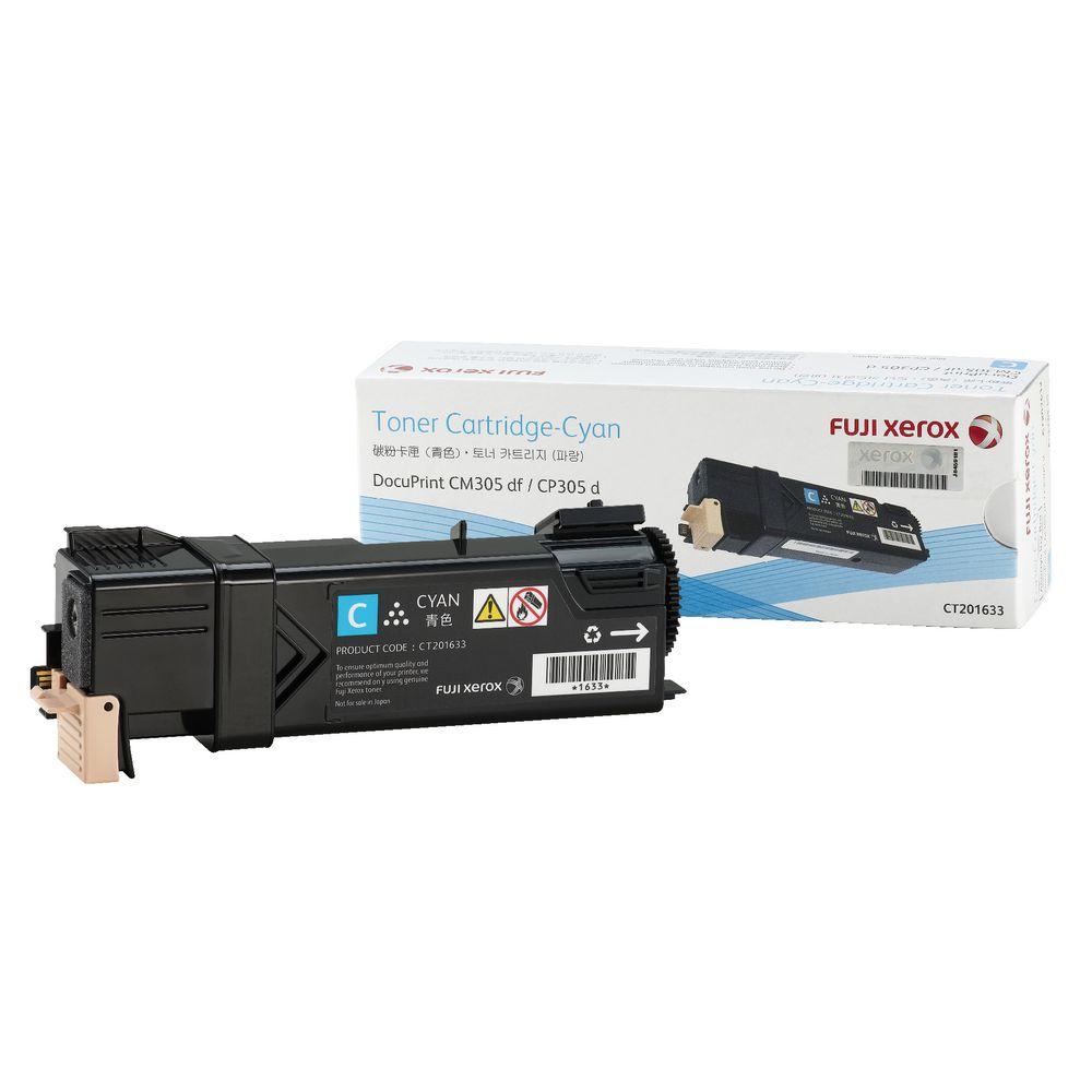 Fuji Xerox Toner Cartridge Black CT201632