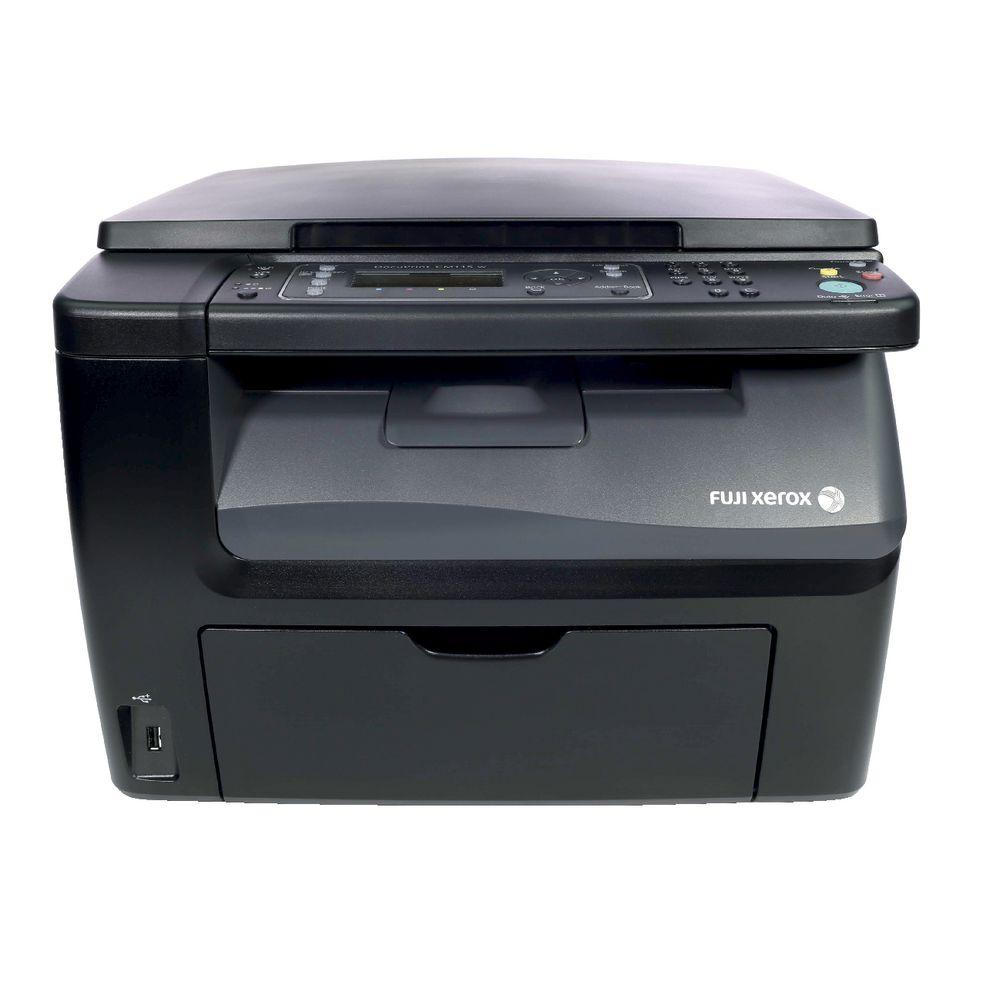 Color wireless printer laser - Fuji Xerox Docuprint Wireless Colour Laser Mfc Printer Cm115w