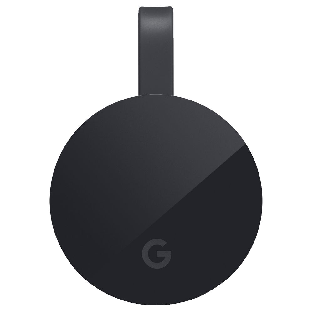 Details about Google Chromecast Ultra Black