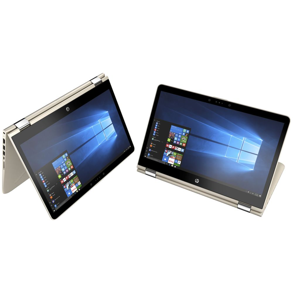 hp pavilion x360 14 core i5 convertible laptop 14 ba021tu officeworks. Black Bedroom Furniture Sets. Home Design Ideas