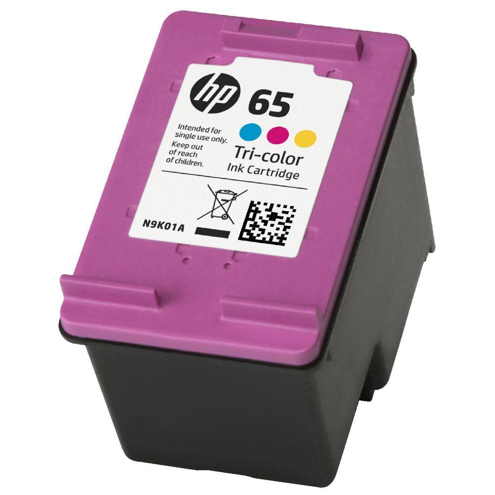 HP 65 Ink Cartridge Combo Pack | Officeworks