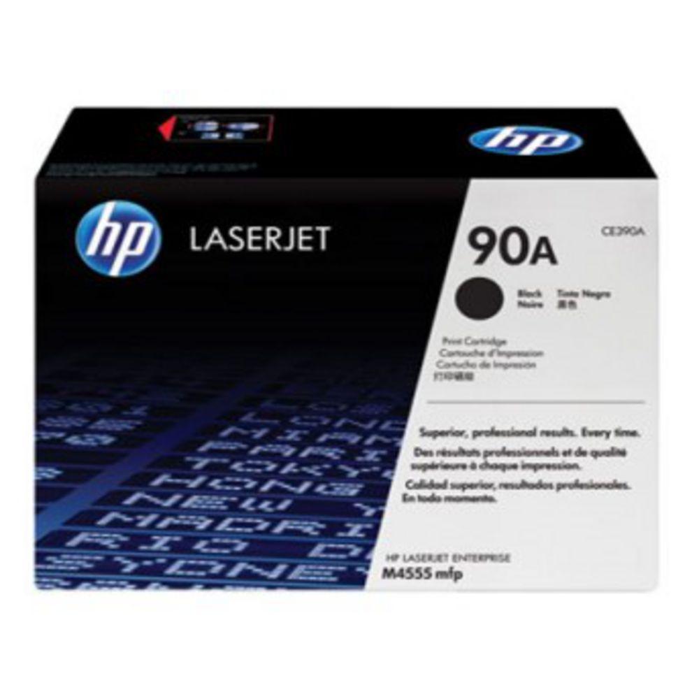 CE390A 90A Toner Cartridge Compatible for HP LaserJet M4555f Printer 10K Yield