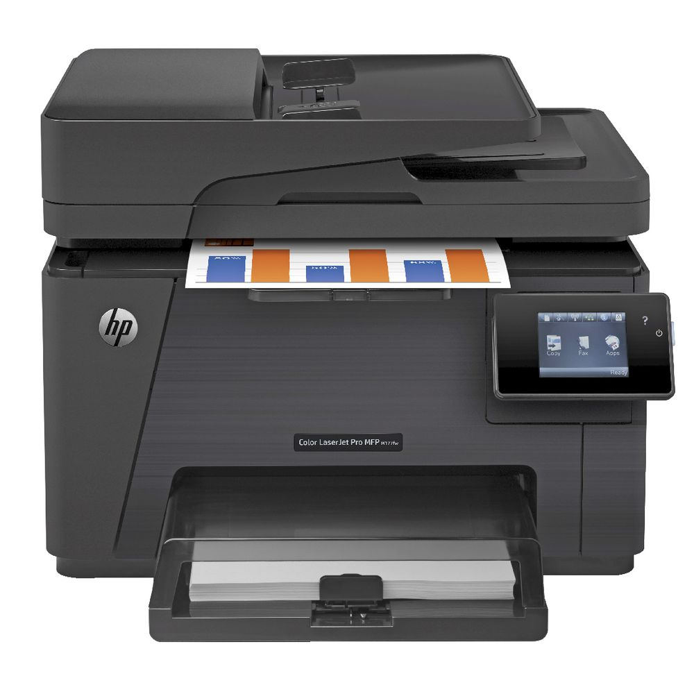 Color printers laser - Hp Laserjet Pro Wireless Colour Laser Mfc Printer M177fw