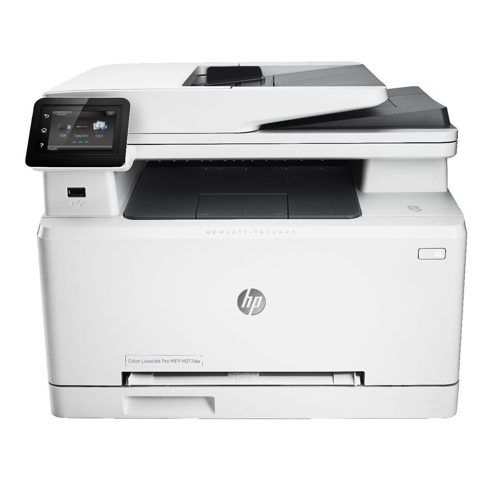 Color wireless printer laser - Hp Laserjet Pro Wireless Colour Laser Mfc Printer M277dw