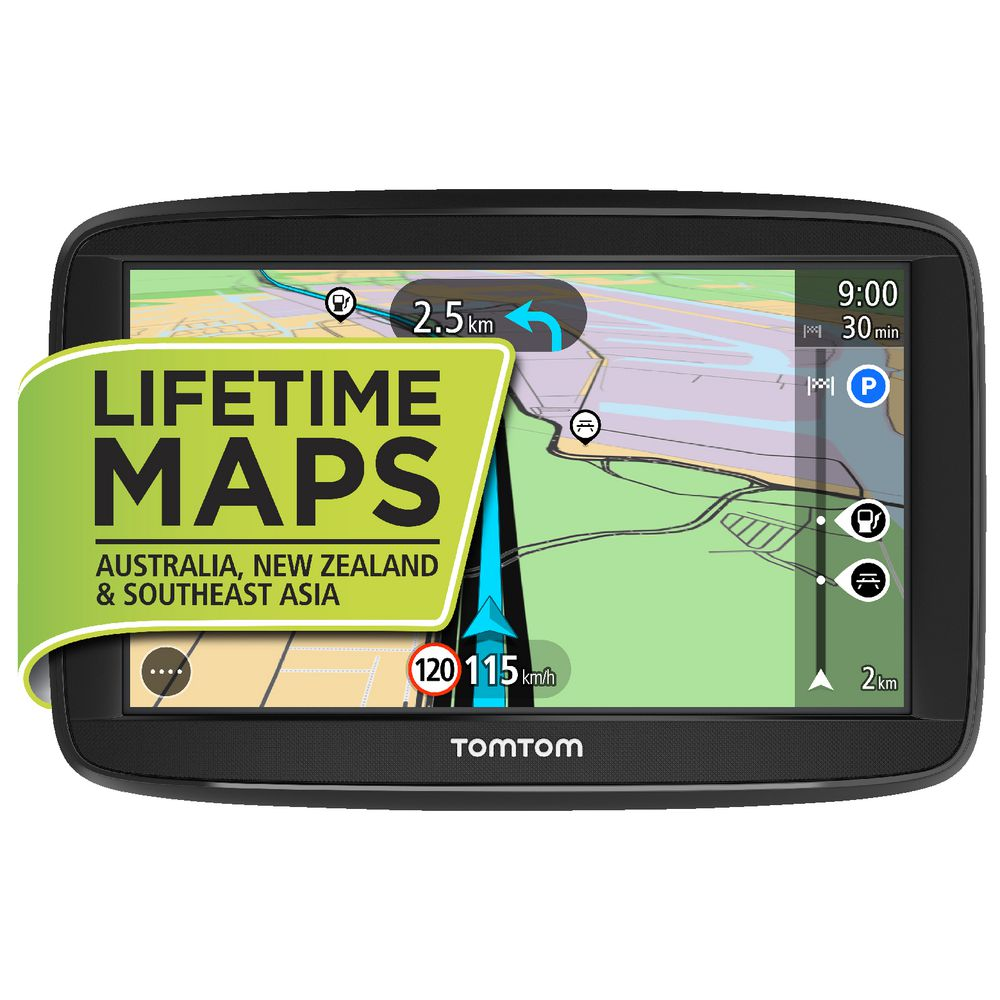 TomTom Start 62 6 GPS  Officeworks