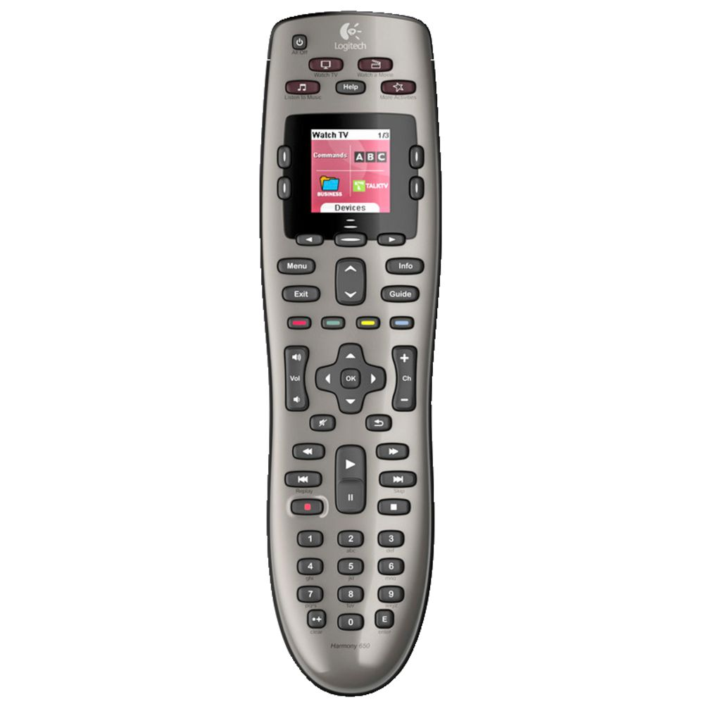 harmony universal remote