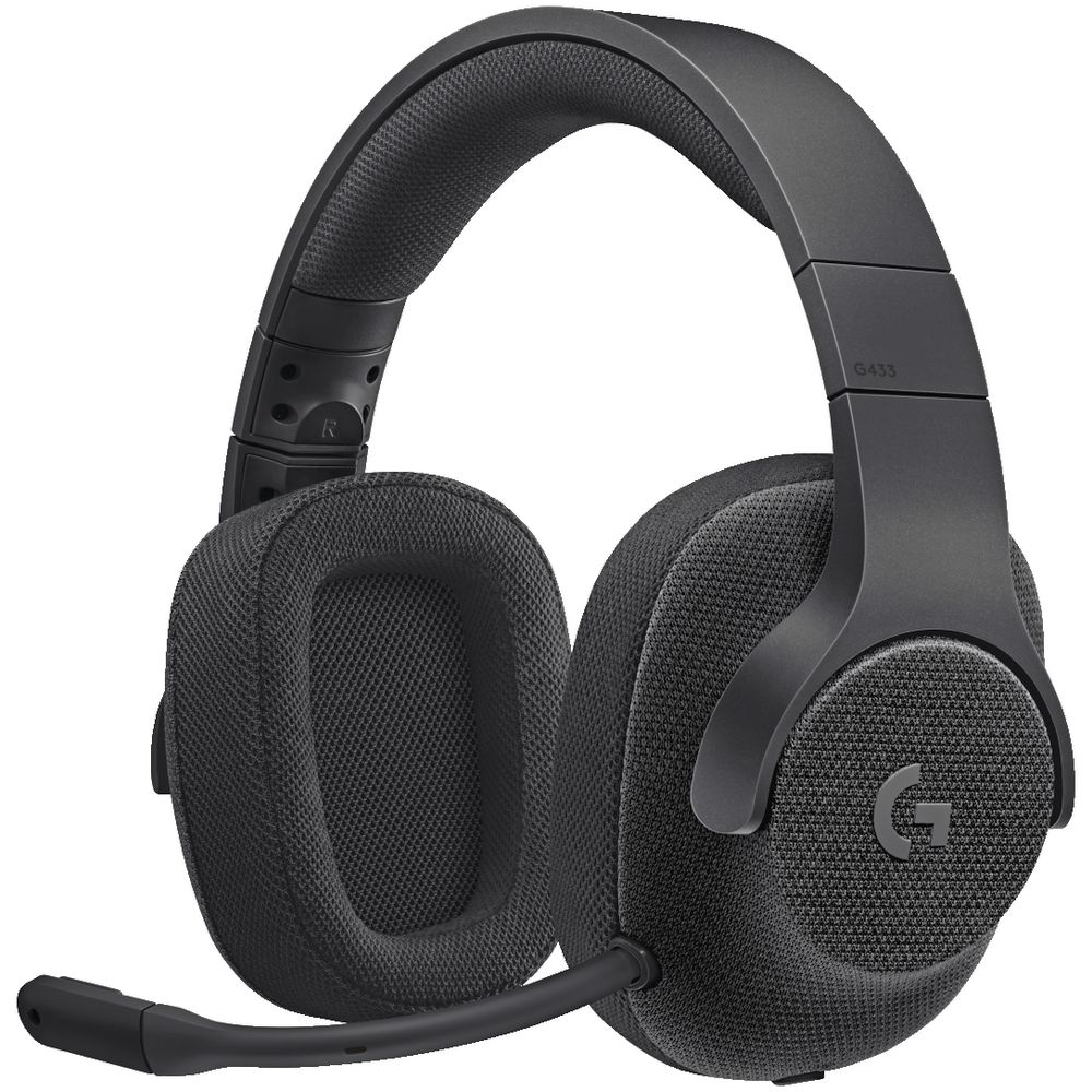 Logitech Surround Sound Gaming Headset G433