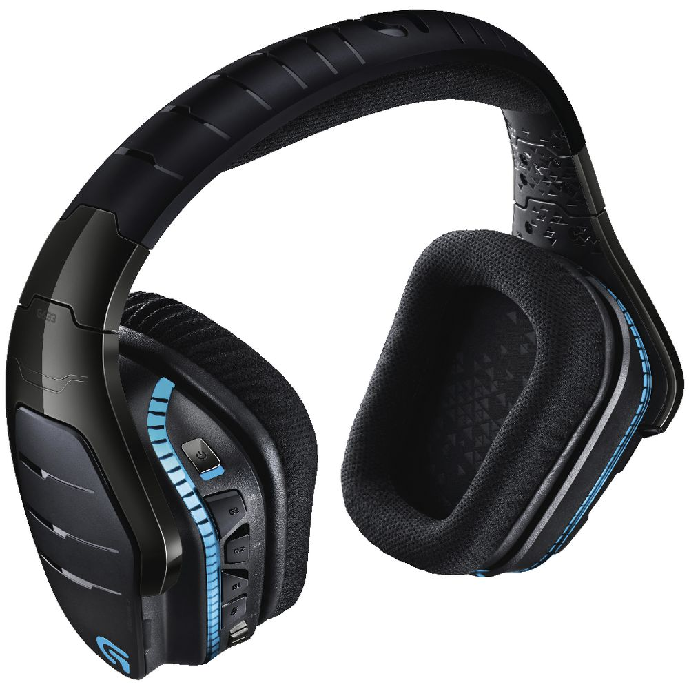 Logitech Artemis Spectrum Wireless Headset