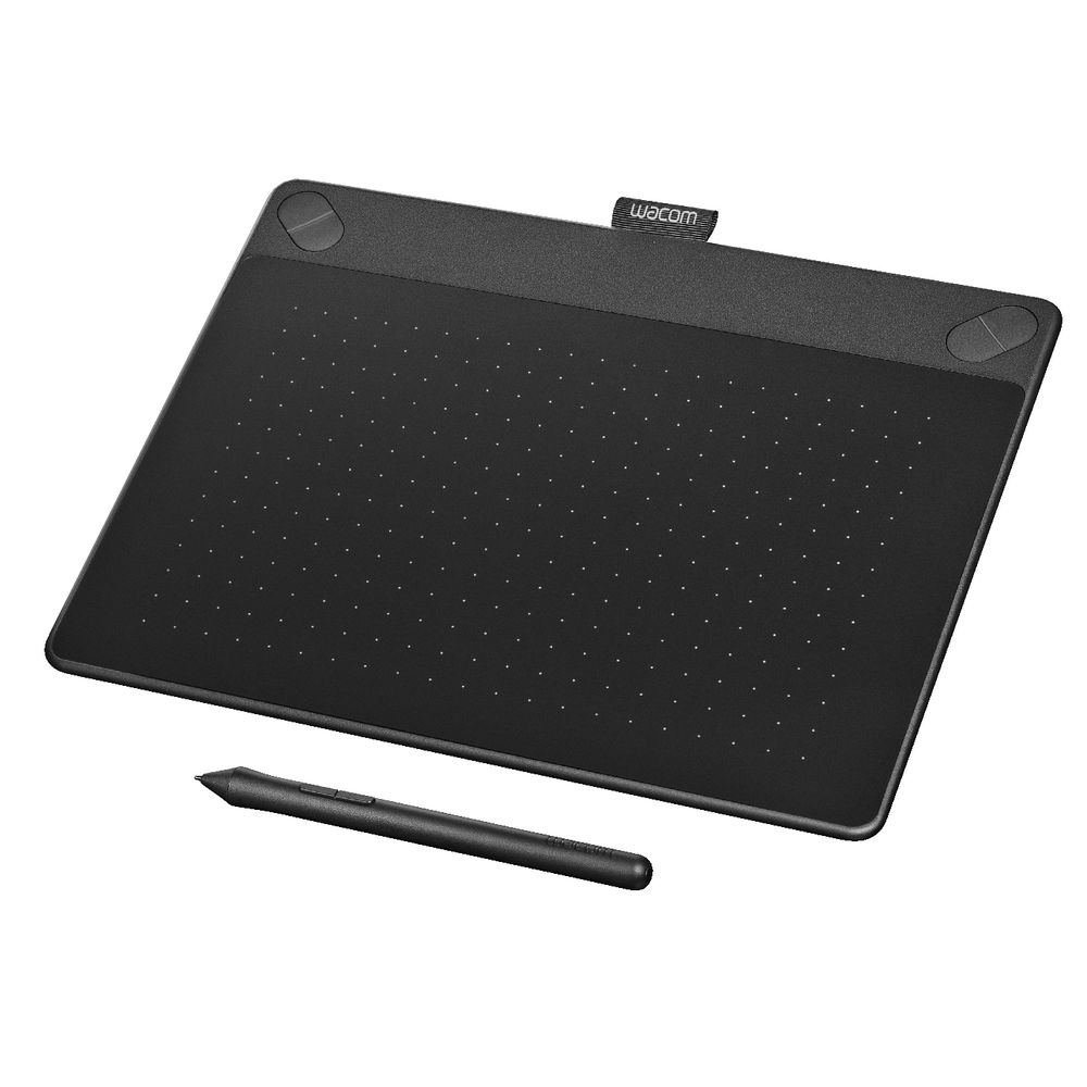 wacom intuos art pen and touch tablet small officeworks. Black Bedroom Furniture Sets. Home Design Ideas