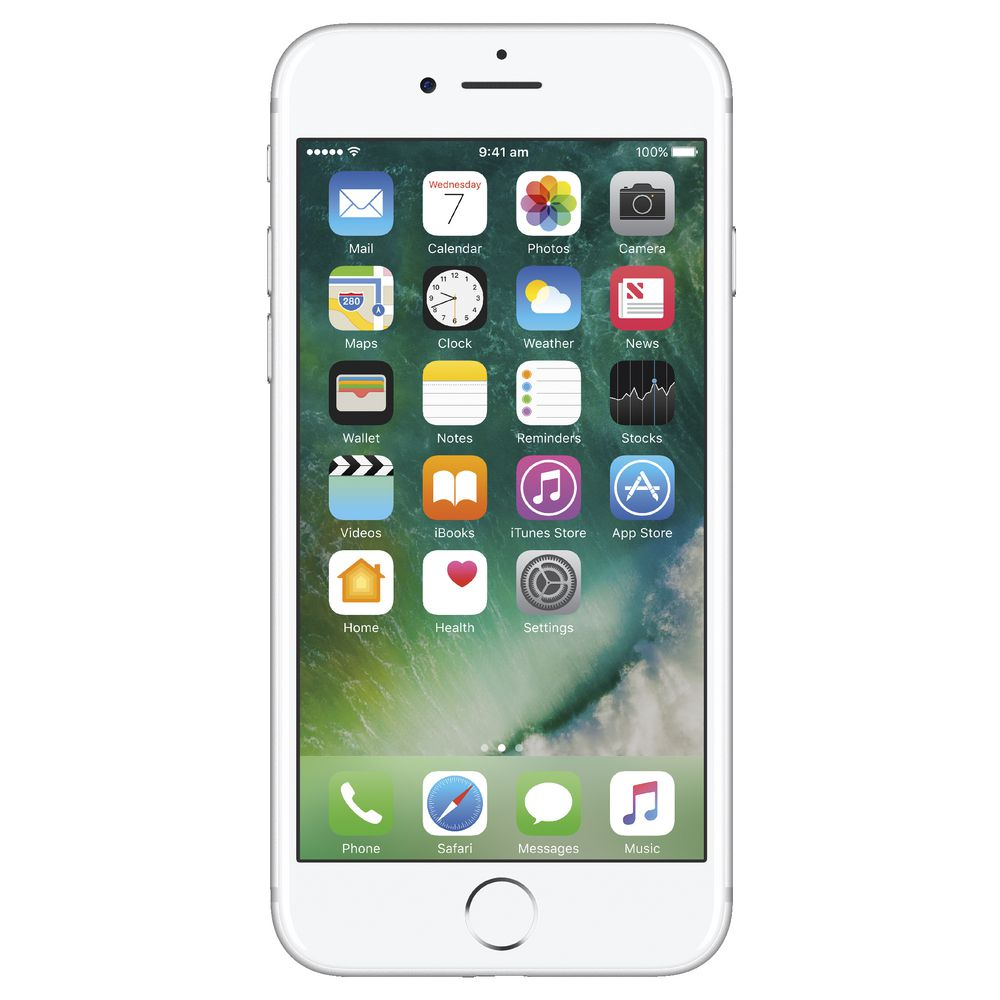 iPhone 7 32GB Silver | Officeworks