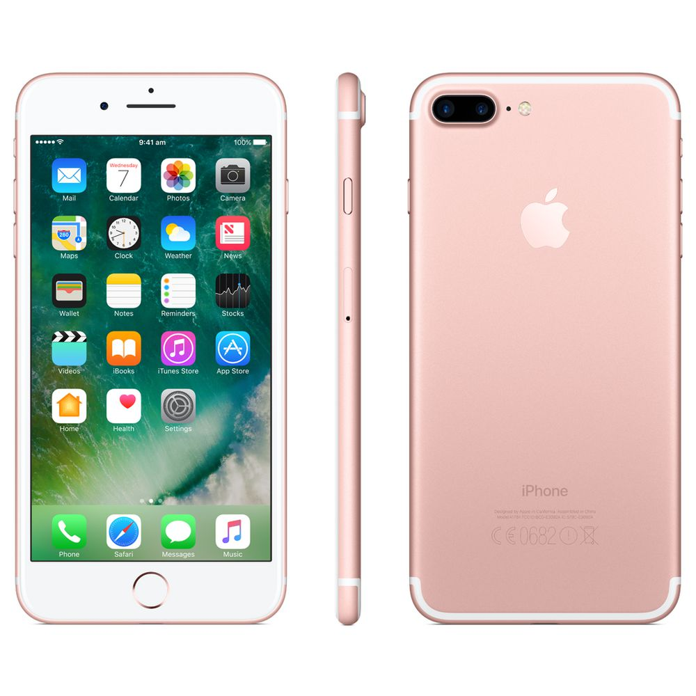 Iphone  Plus Rosegold Gb
