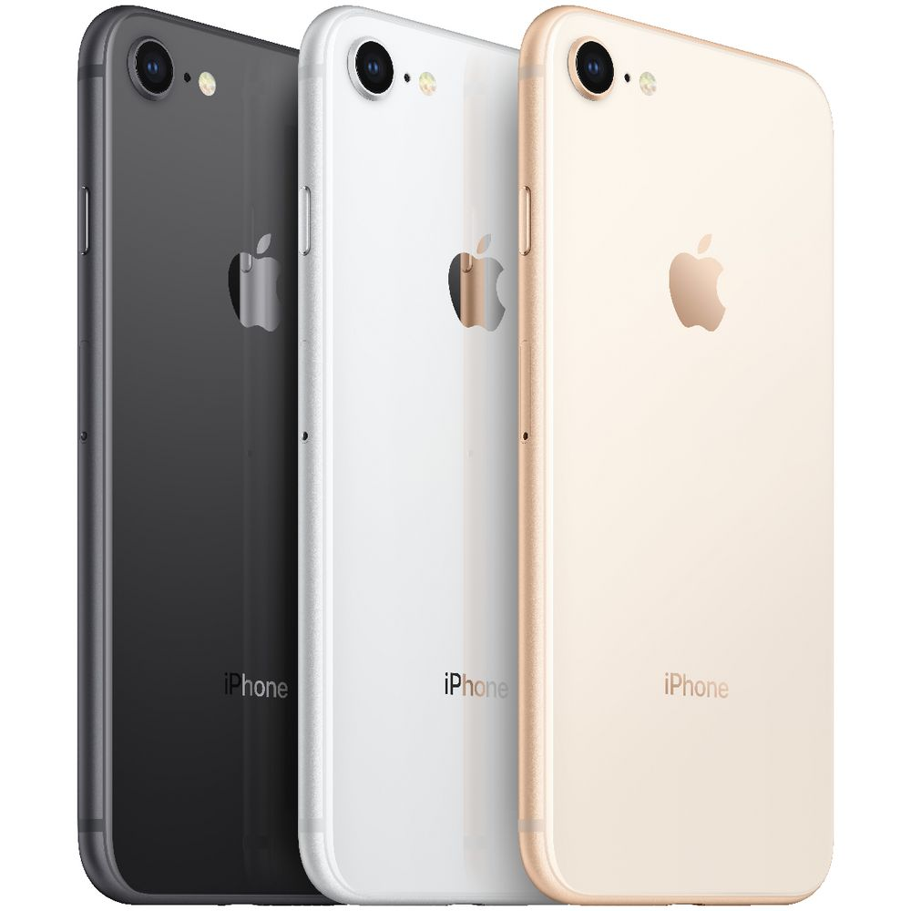 Iphone  Couleur Silver