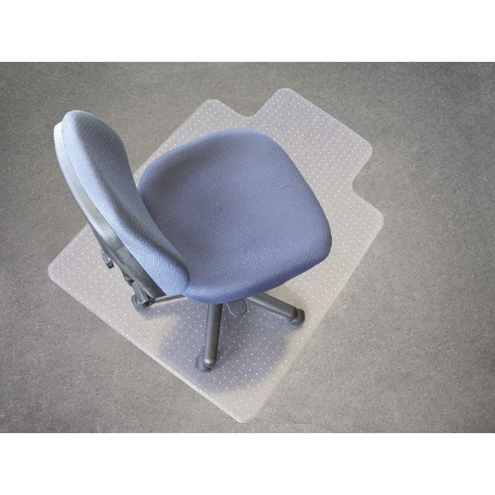 Jastek 9mm Carpet Keyshape 910x1220 Chair Mat Officeworks
