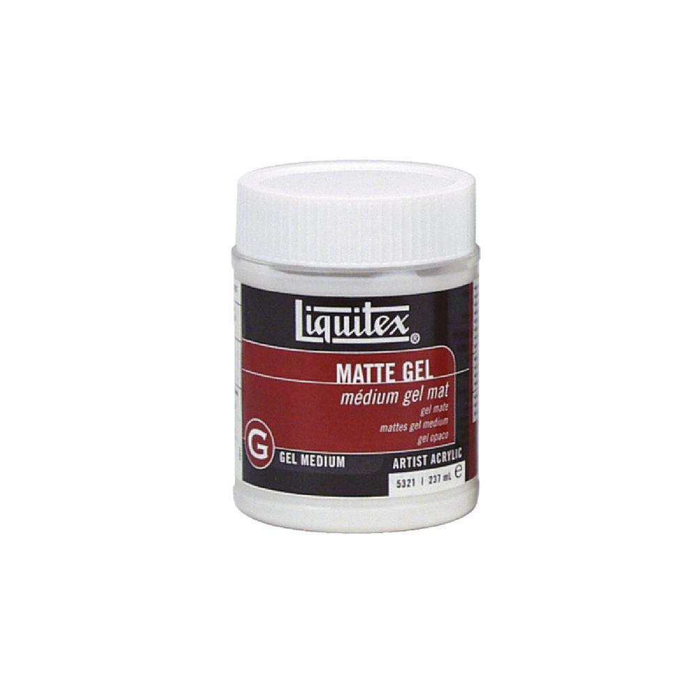 Rubber mats bunnings - Liquitex Matte Gel Medium 237ml