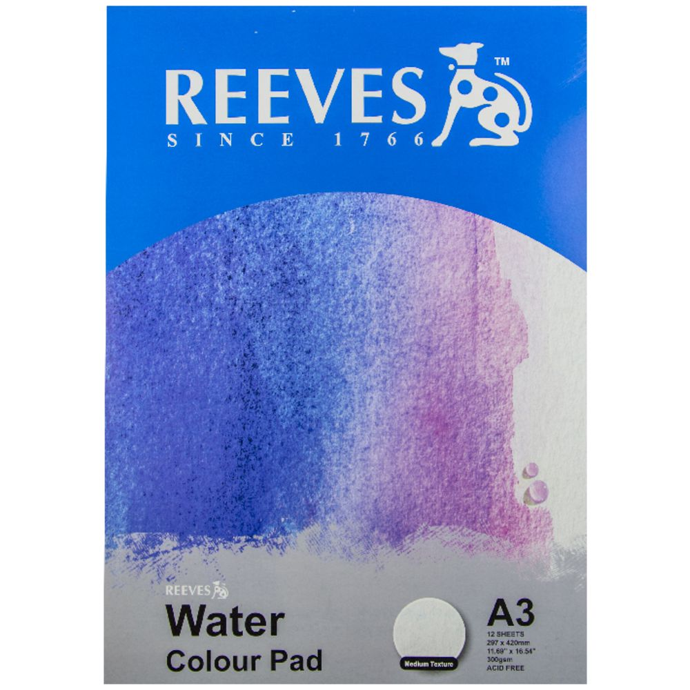 Reeves Water-Colour Paper A3