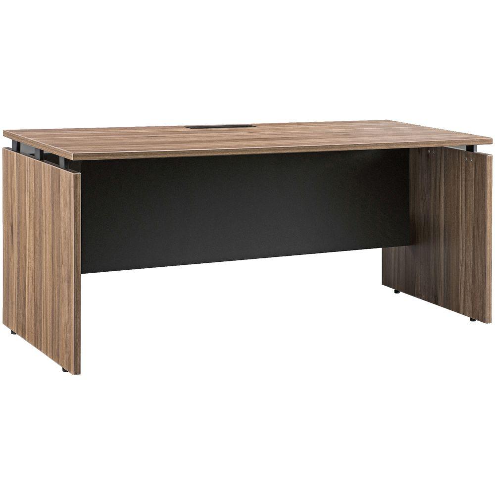 Ashton Executive Desk 1600mm Officeworks