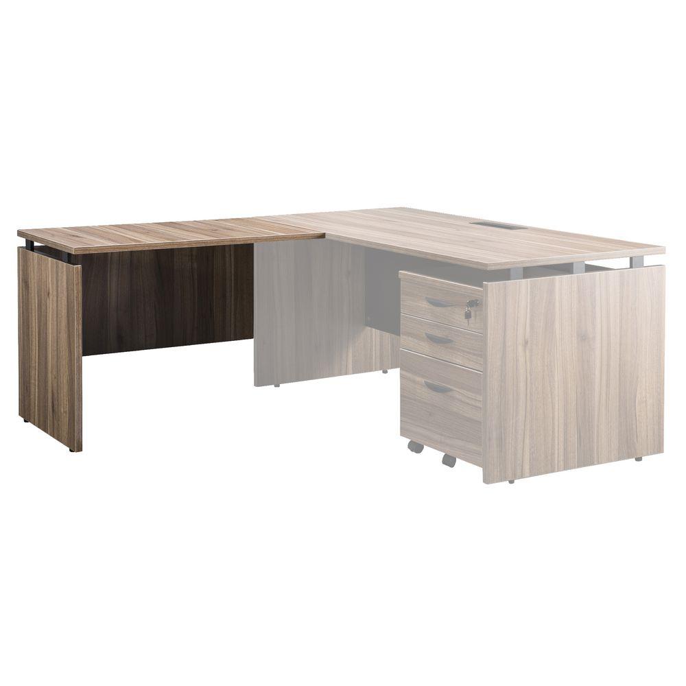 Desk With Return : Ashton desk return officeworks