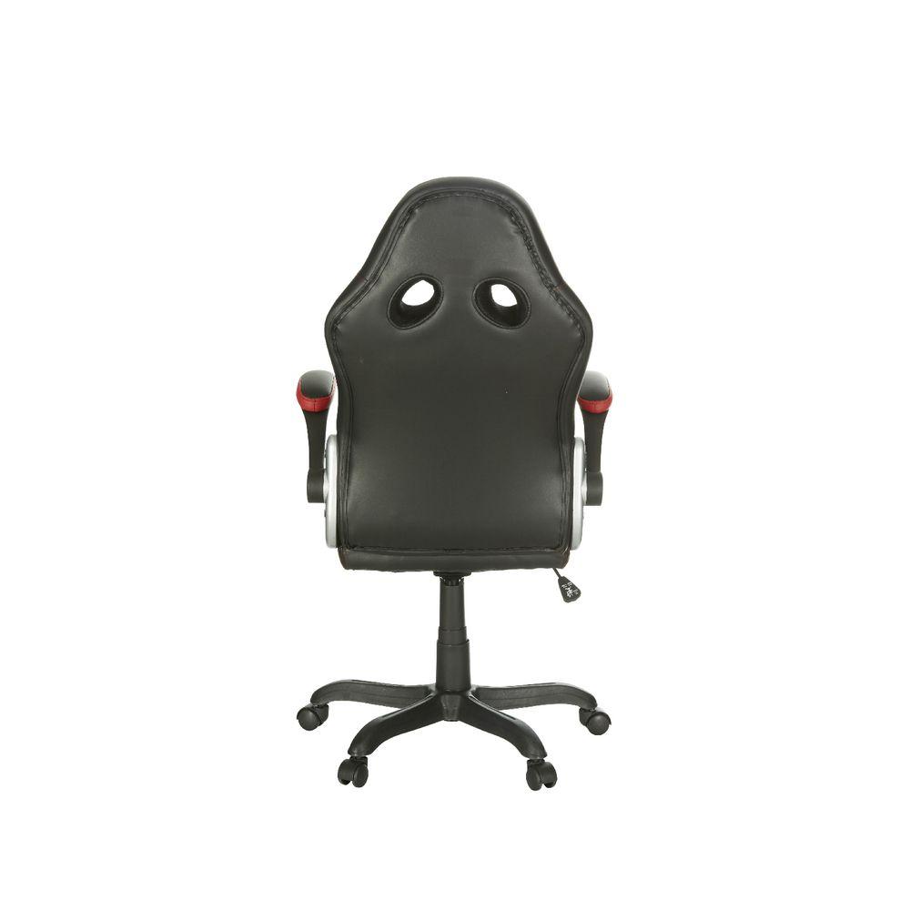 Bathurst Racer High Back Chair White