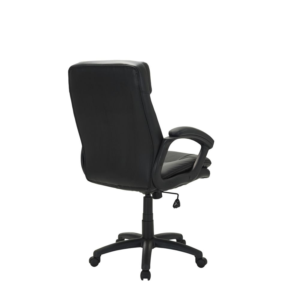 Hilton Chair Black Officeworks