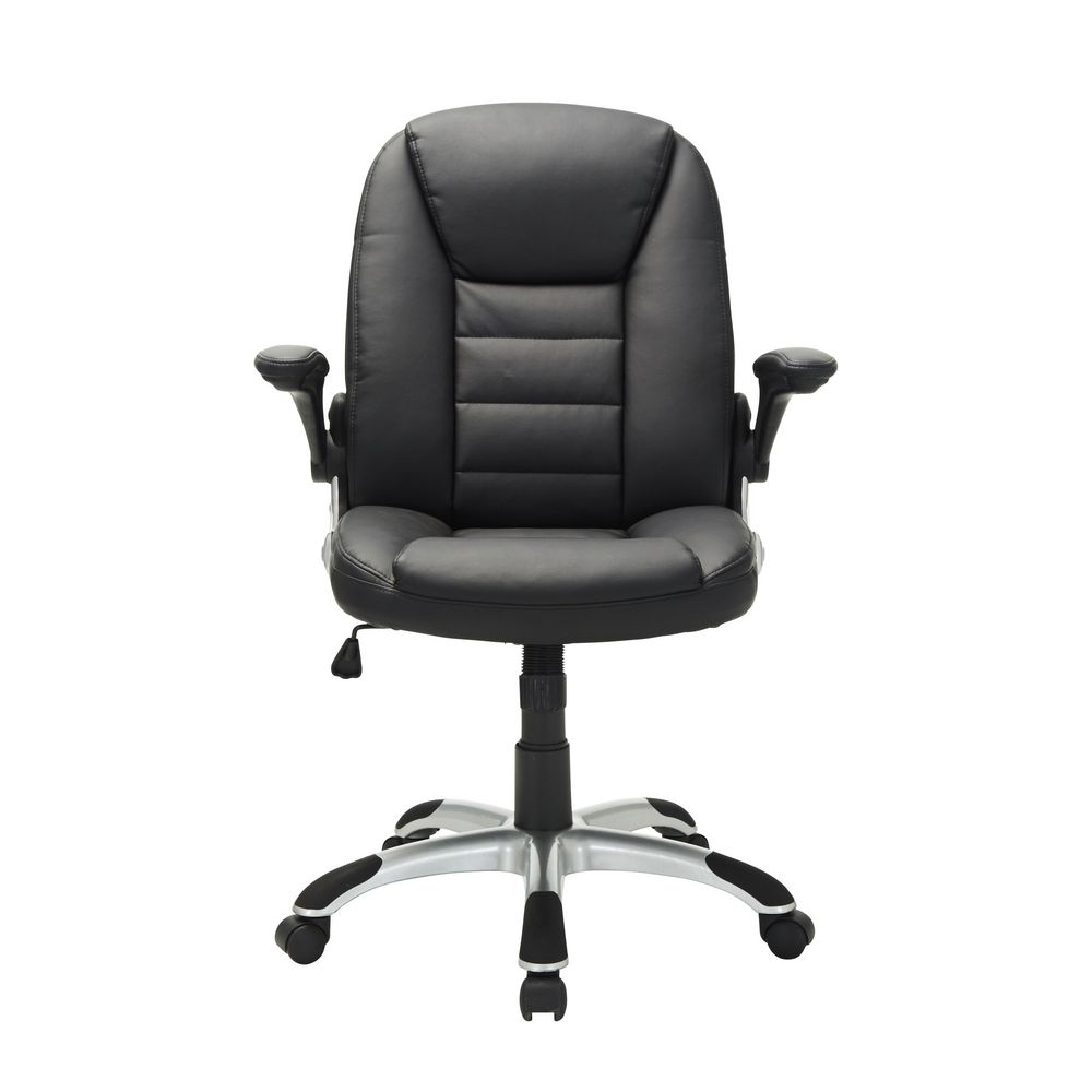 Lincoln Chair Black Officeworks