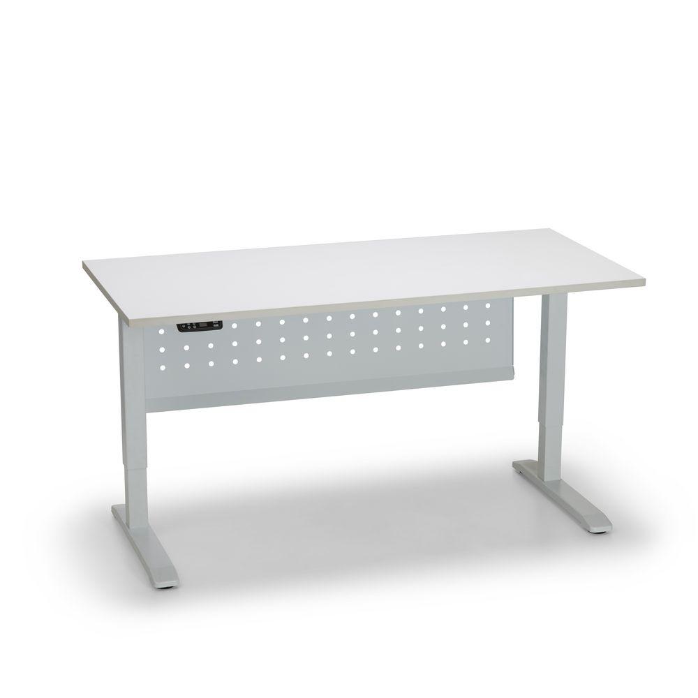 Exellent Electric Adjustable Height Desk With Design
