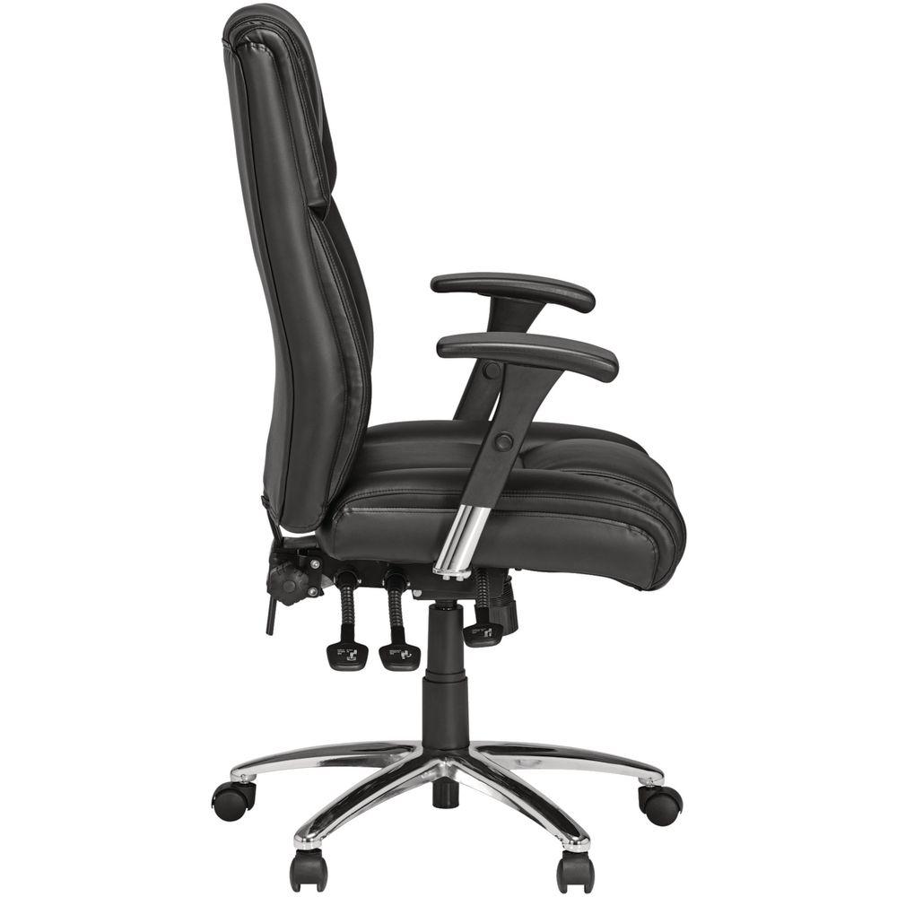 Washington Ergonomic Chair Black